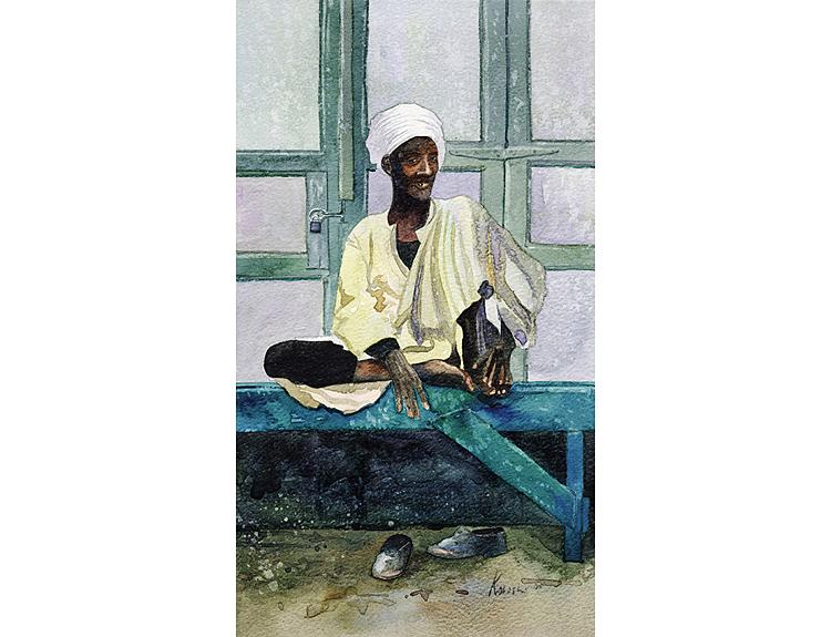 Aswan Man (Sold)