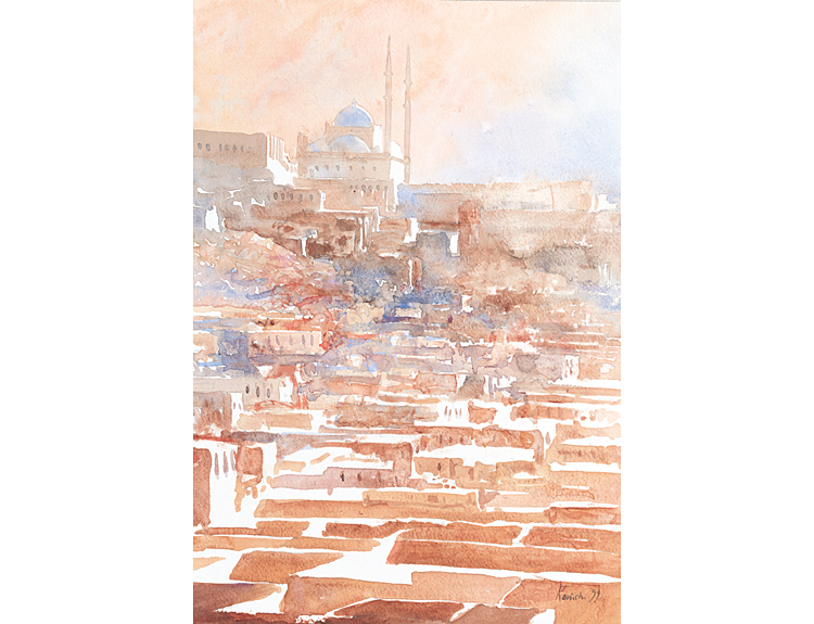 City of the Dead, Cairo (Sold)
