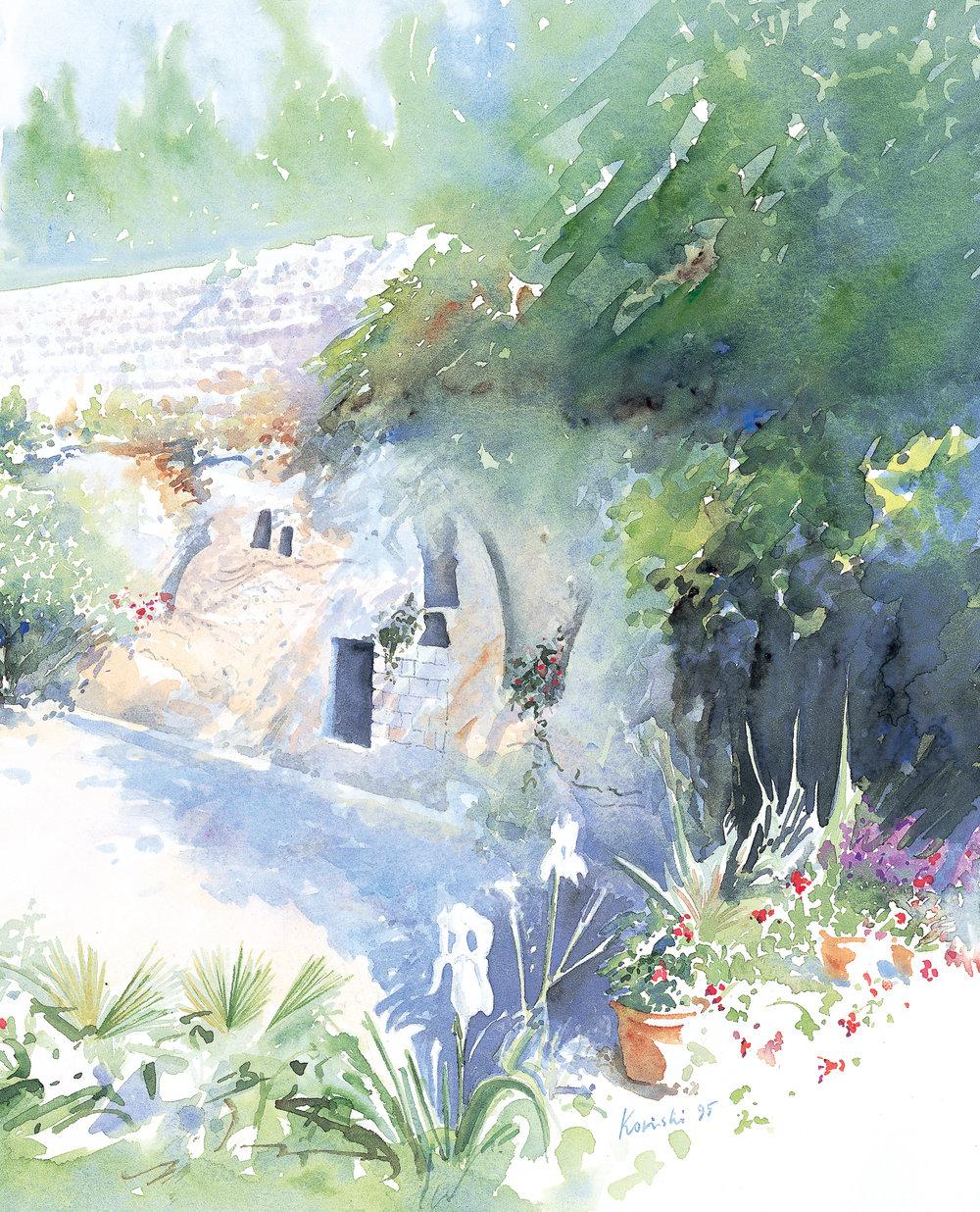 Empty Sepulchre, Garden Tomb