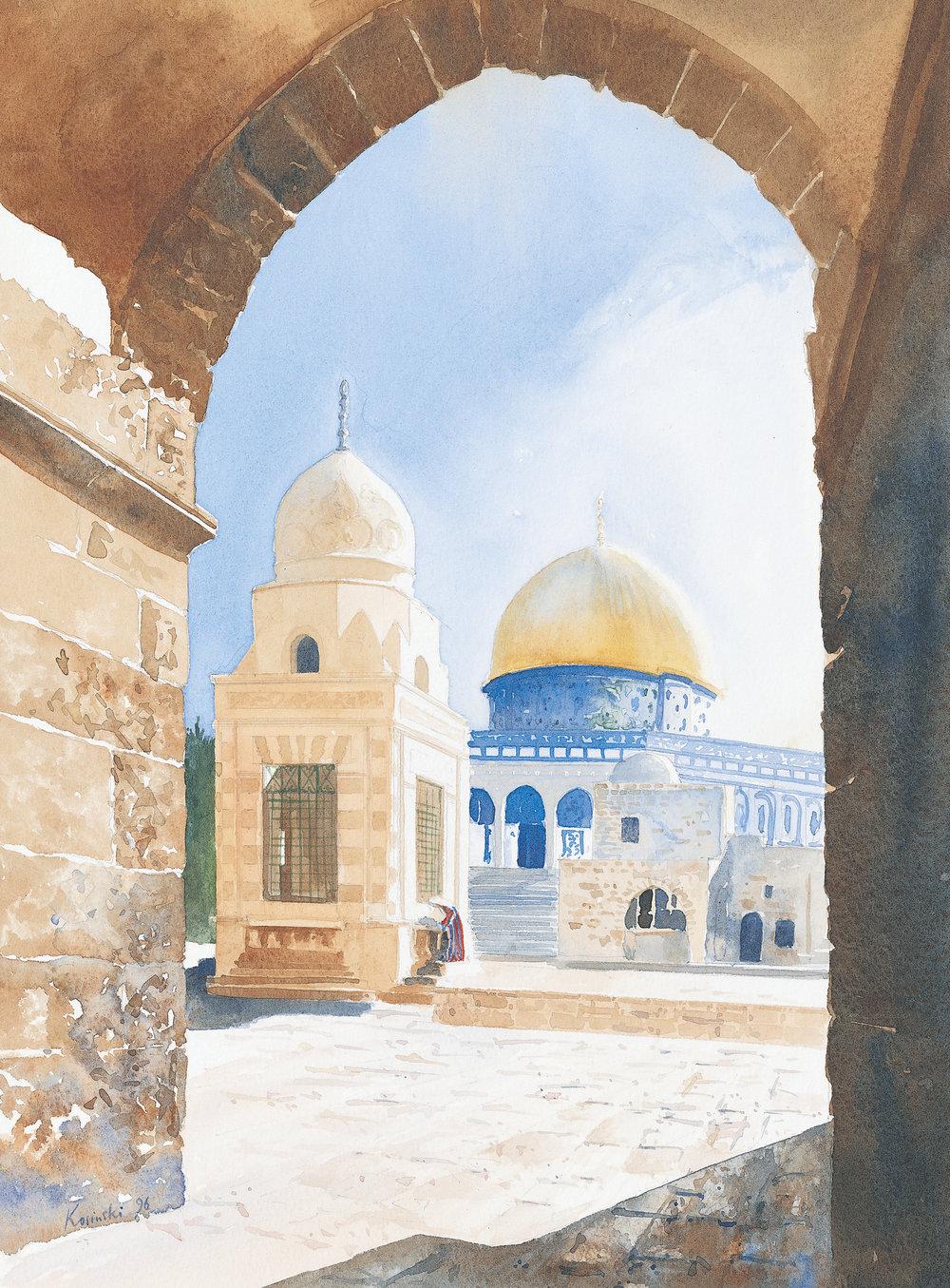Fountain of Sultan Qaytbeh, Jerusalem