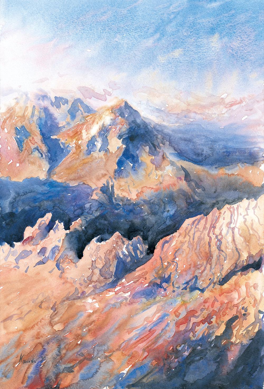 Jebel Katerina, Sinai