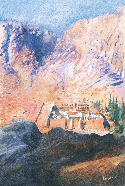 Santa Katerina, Sinai
