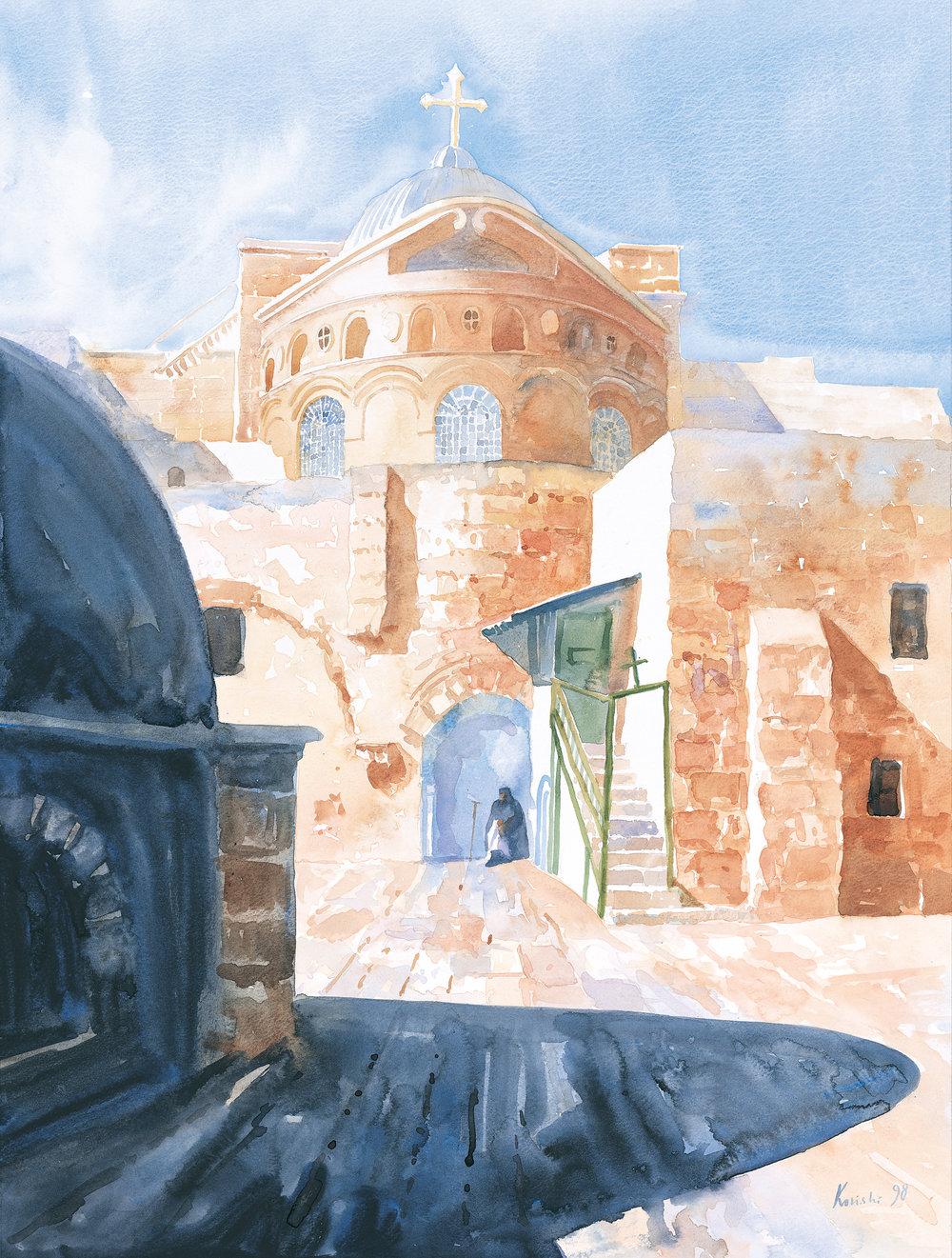 Holy Sepulchre, Jerusalem