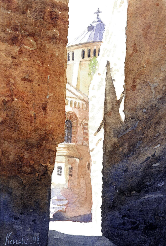 Mount Zion, Jerusalem