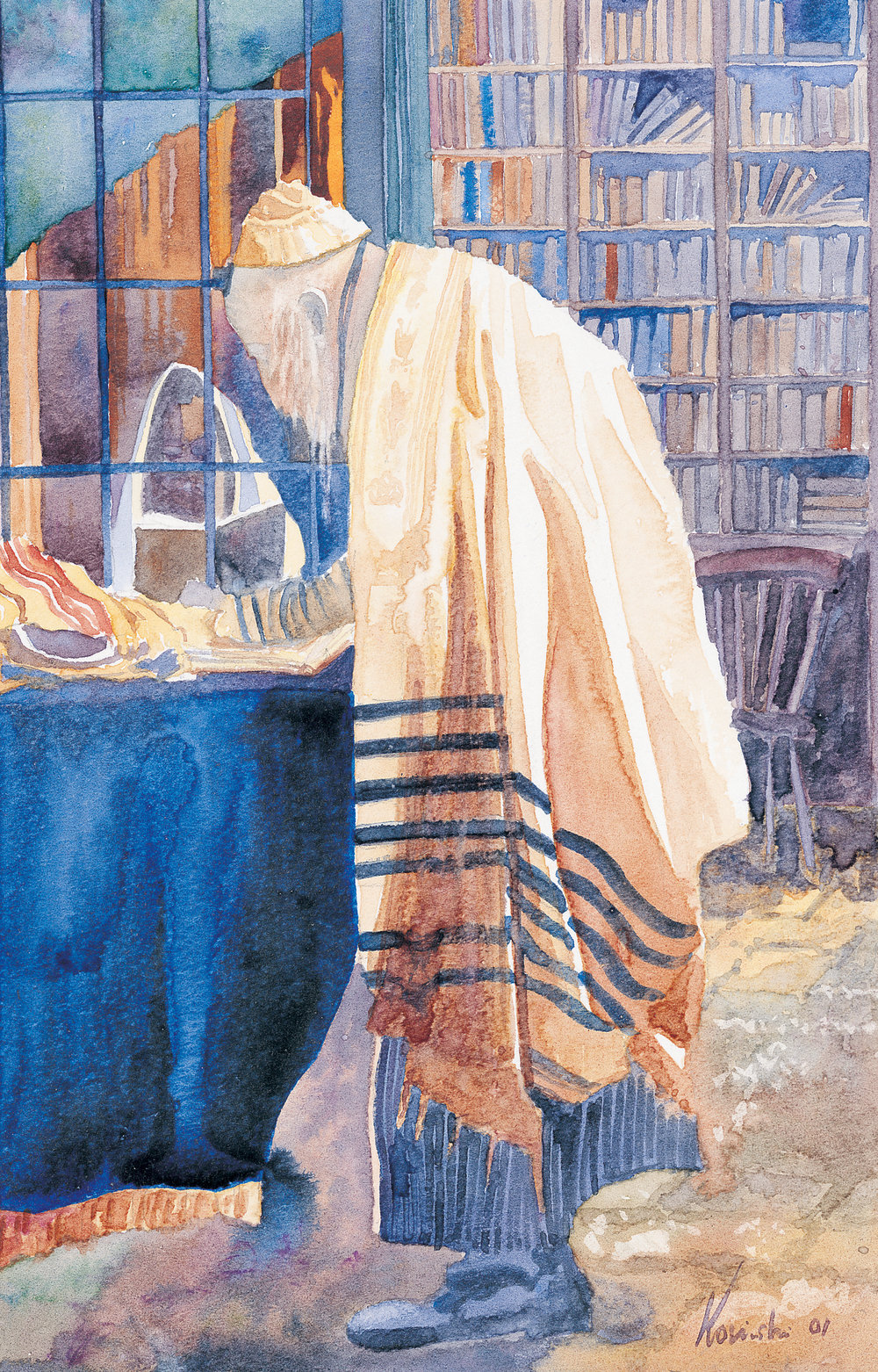 Old Rabbi, Jerusalem
