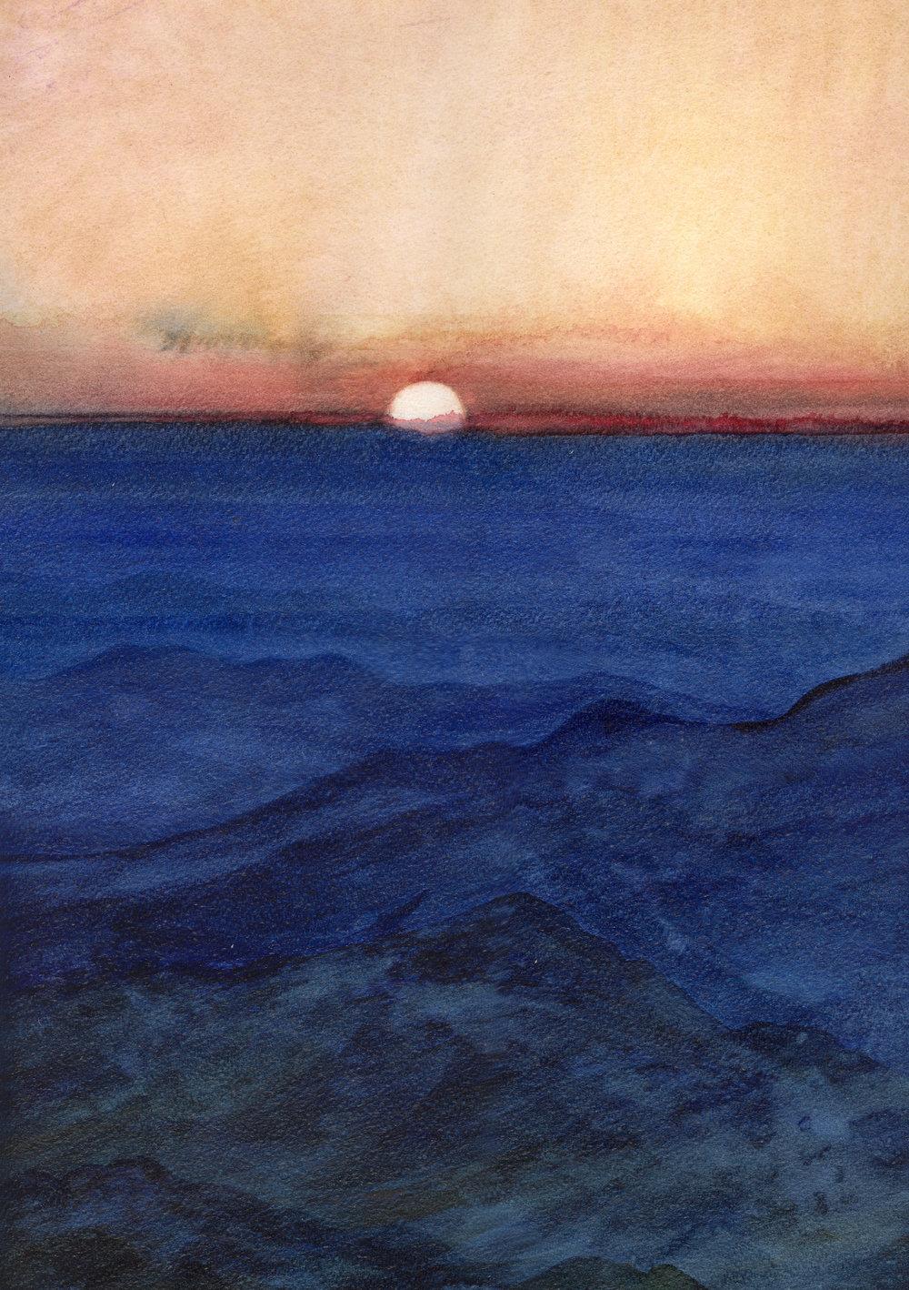 Sunset, Sinai