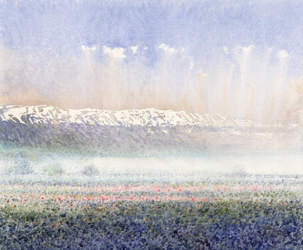 Mount Lebanon, Bekaa Valley