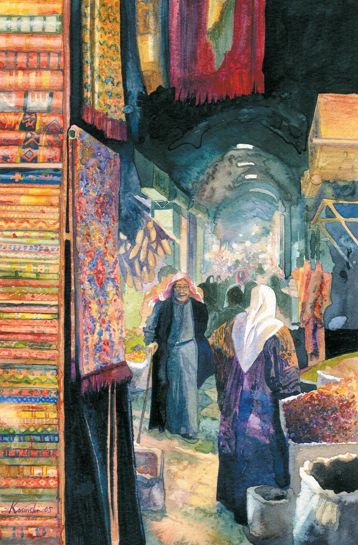 Old Souq, Aleppo