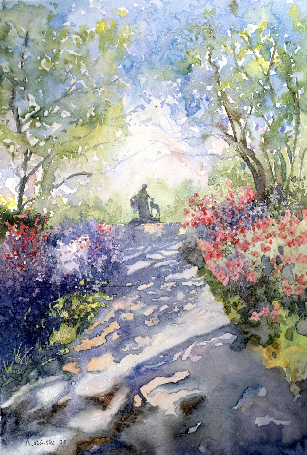 Forest Idyl, Brookgreen Gardens