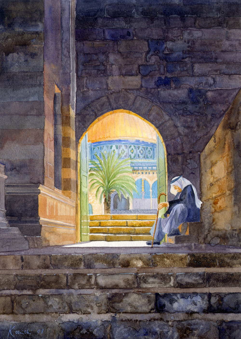 Gate of Ablutions, Jerusalem