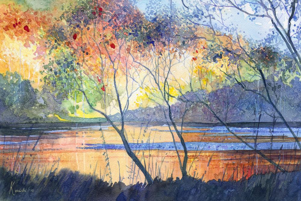 New River, Grayson County, VA