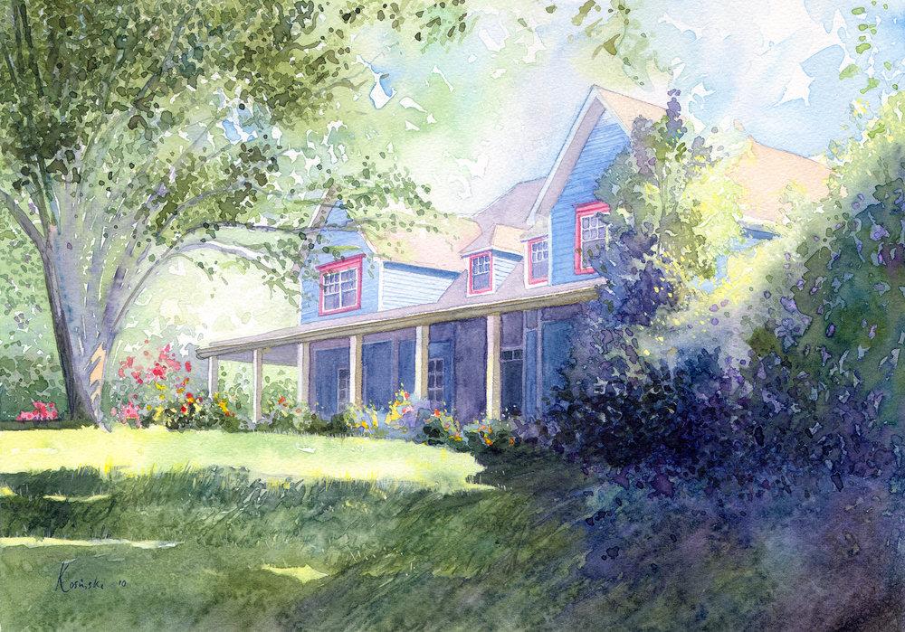 House in Lenoir