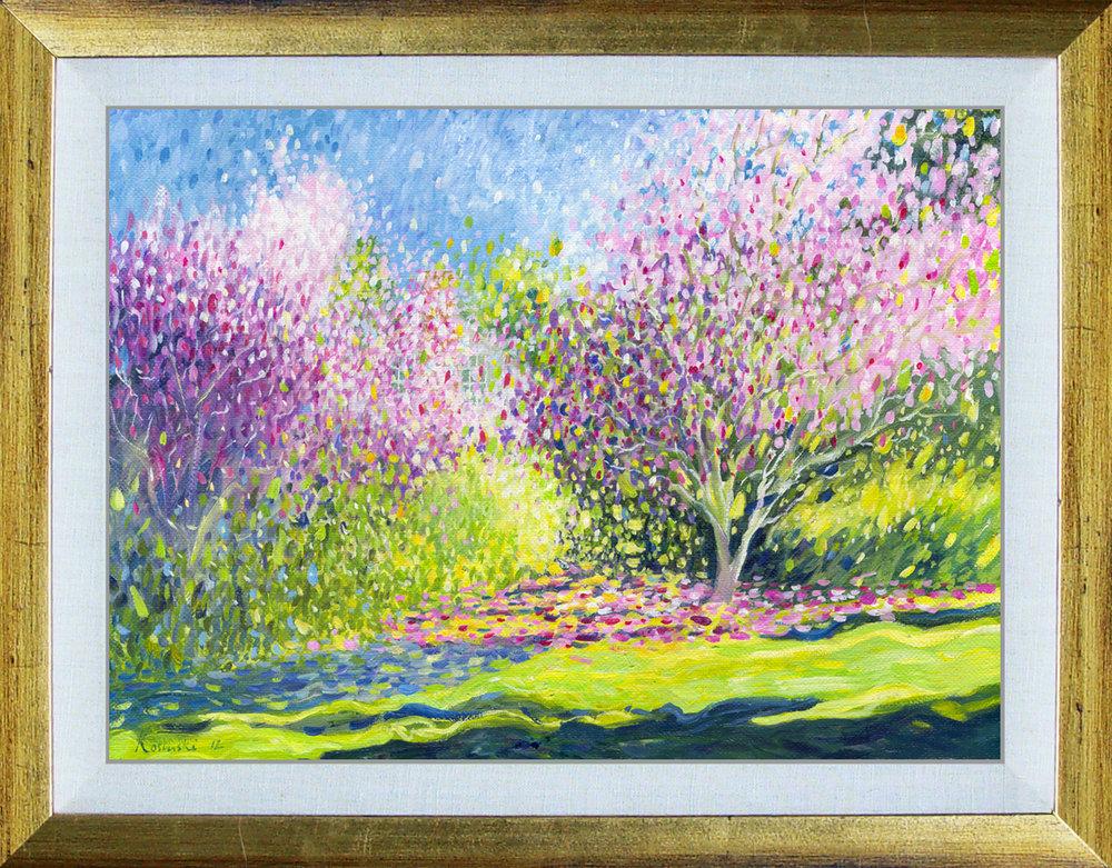 Tulip Tree Blossom, Brookgreen Gardens