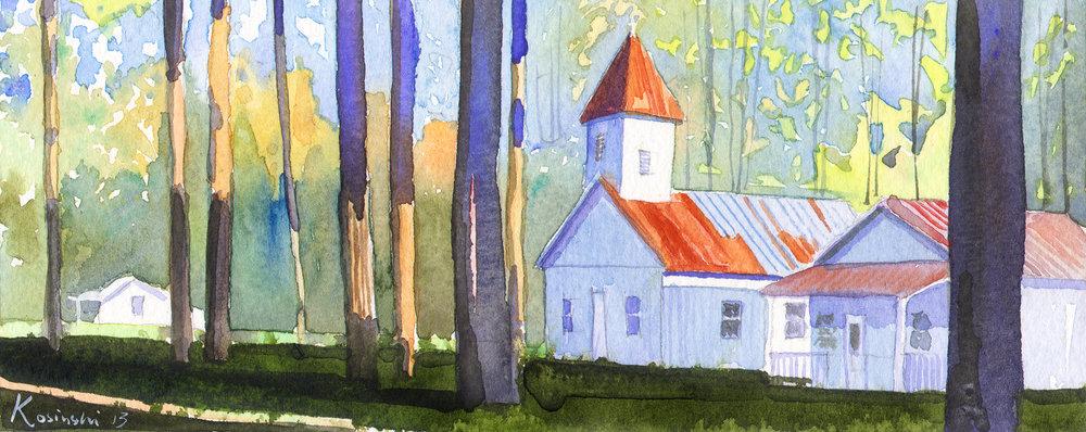 Friendfield Village, Hobcaw Barony