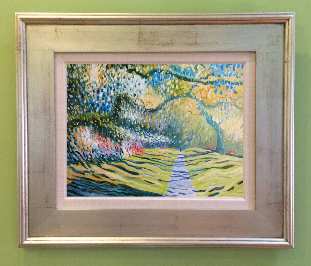 Live Oak Alley, Brookgreen Gardens, SC (sold)