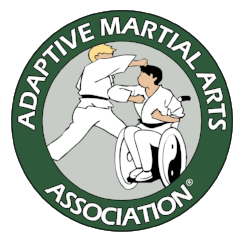 Proud Member of the adaptive martial arts association