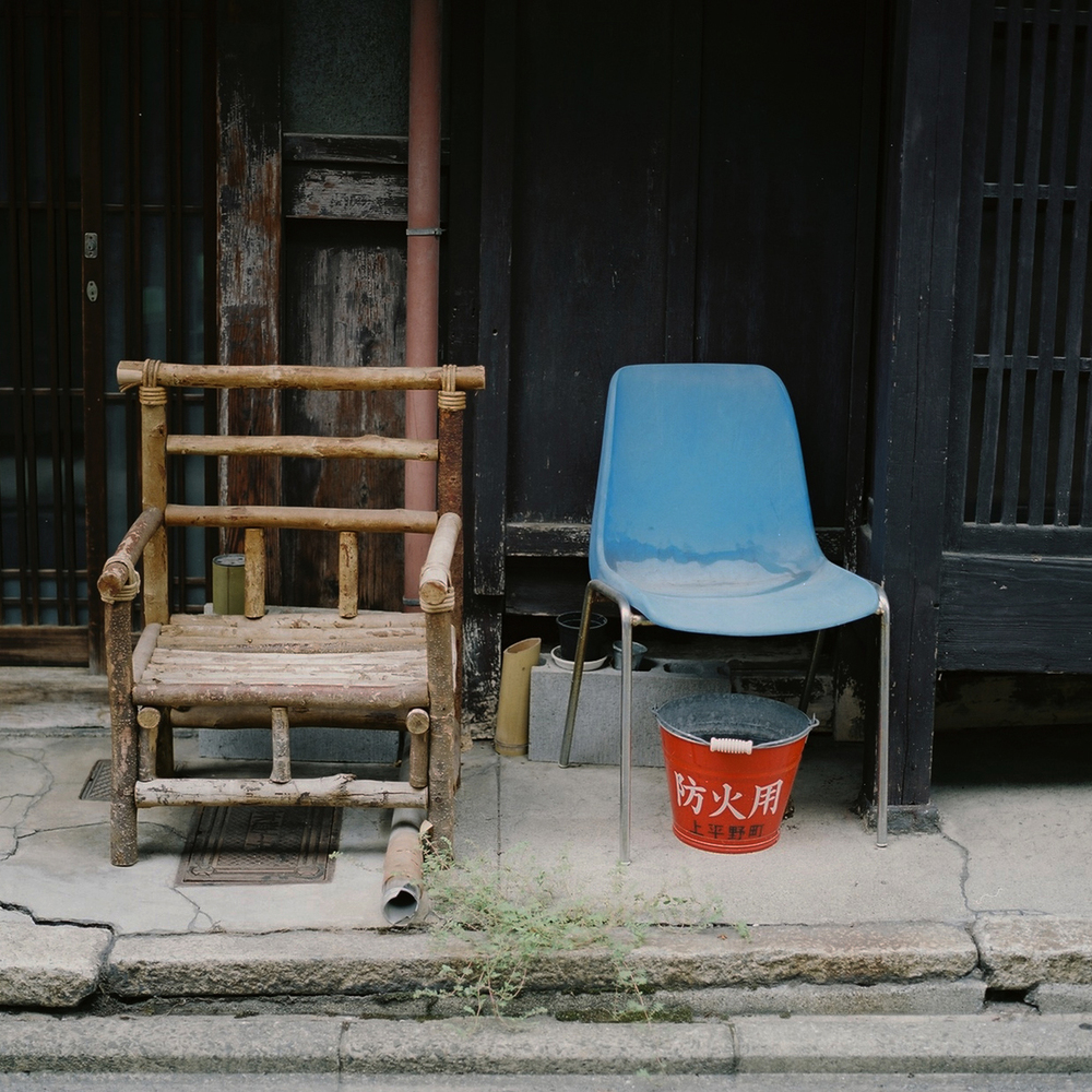 Yobai-dori, Shimogyo-ku, Kyoto, Japan, 2012