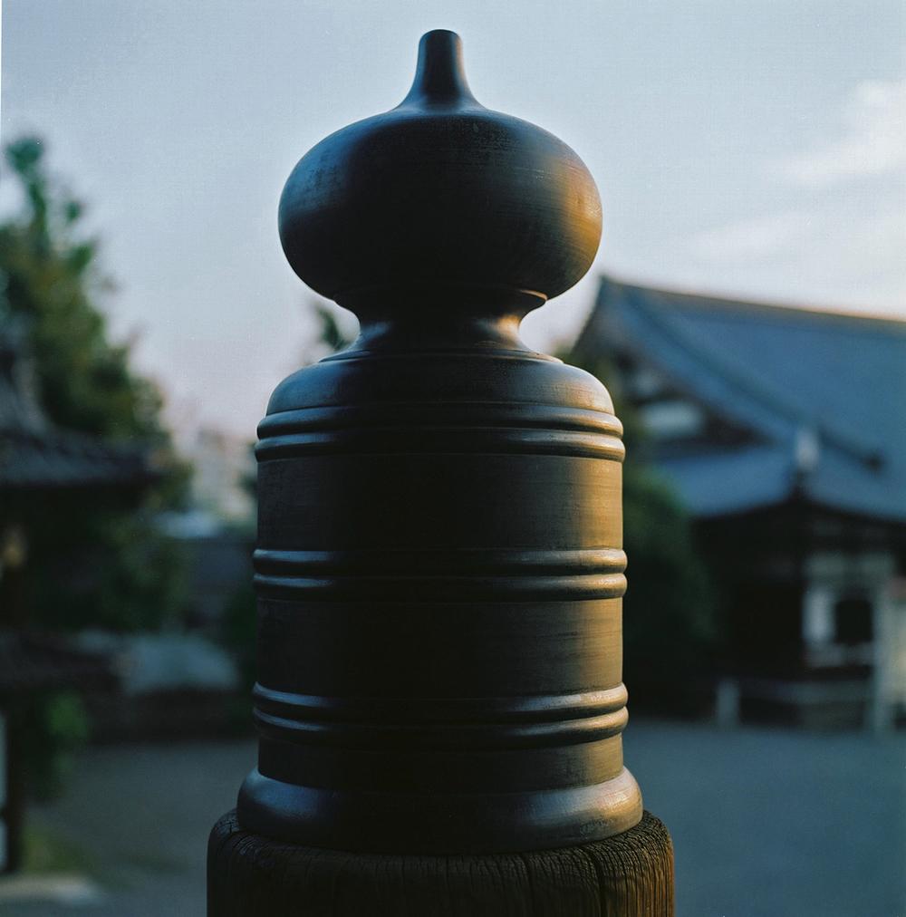 Higashi Honganji, Shimogyo-ku, Kyoto, Japan, 2012