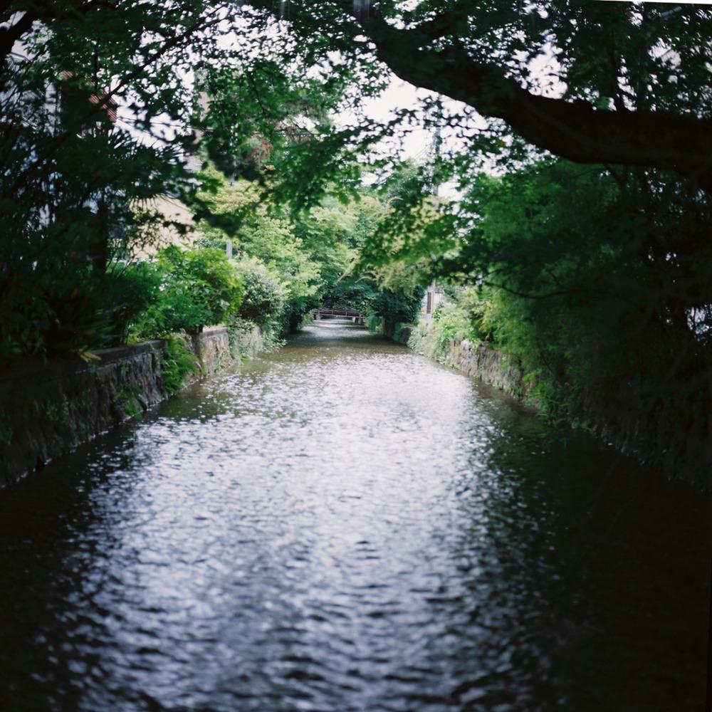 Takasegawa, Shimogyo-ku, Kyoto, Japan, 2014