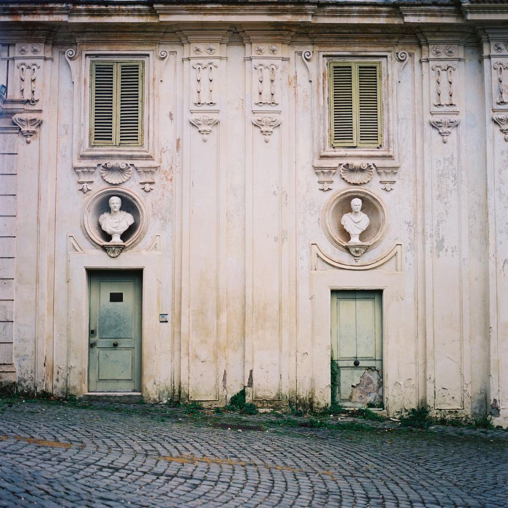 Villa Borghese, Rome, 2015