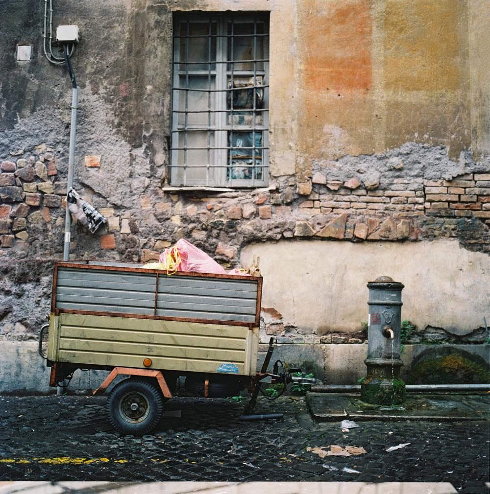 Via di Sant' Ambrogio, Rome, 2015