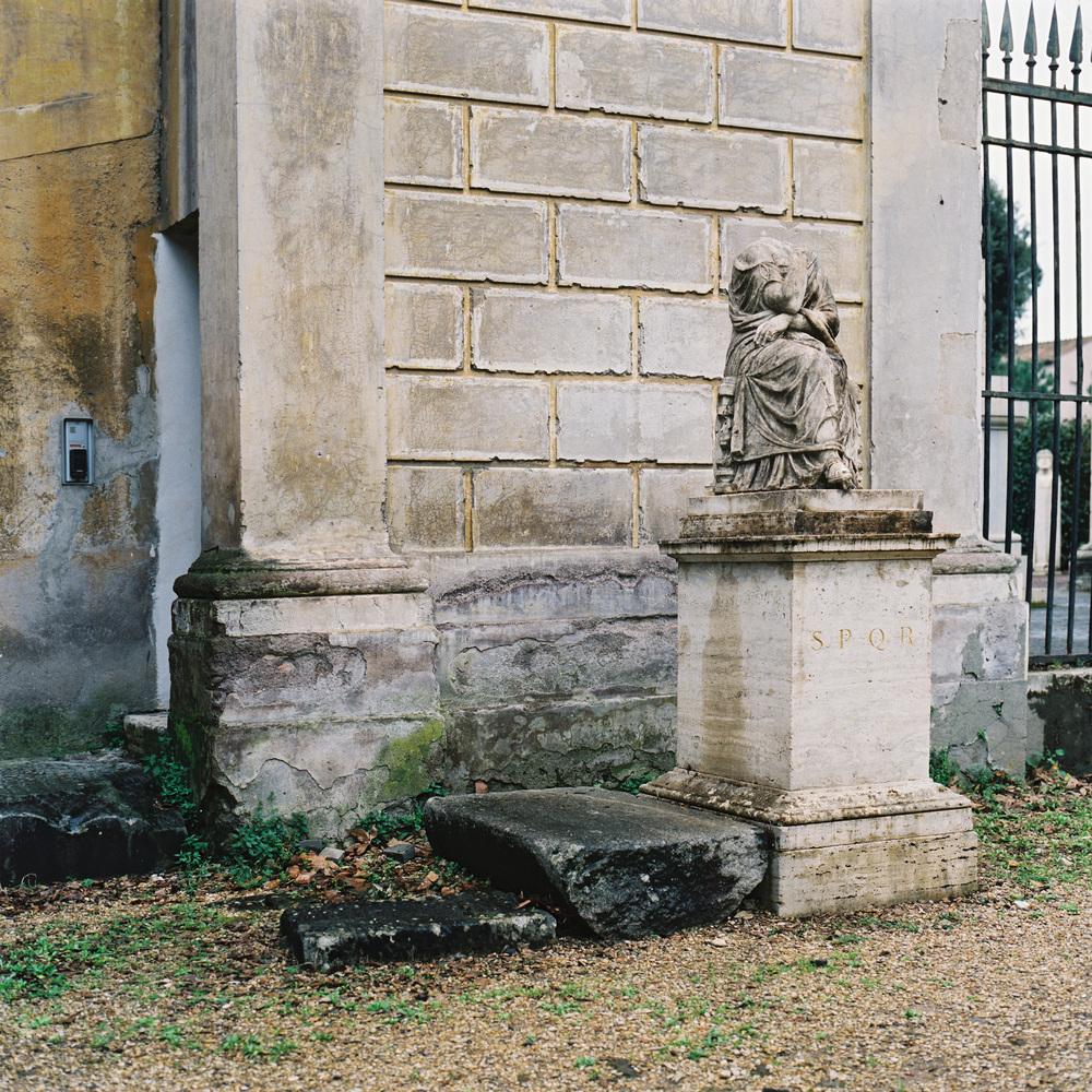 Borghese Gardens, Rome, 2015