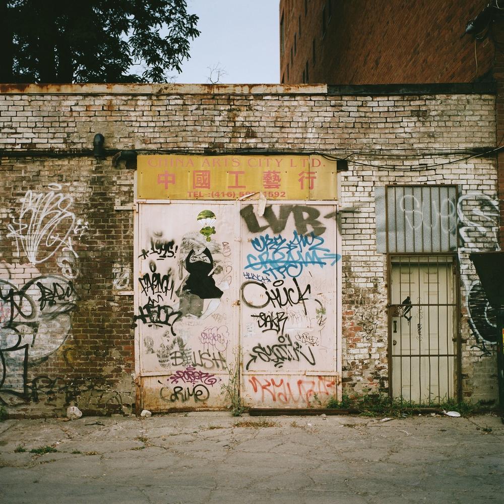 Chinatown, Toronto, Ontario, 2015