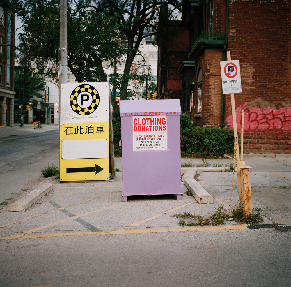 Sullivan St, Toronto, Ontario, Canada, 2015