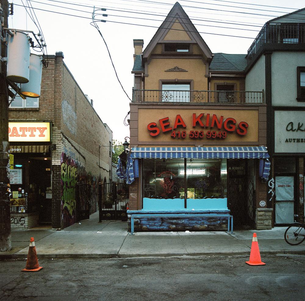 St Andrew St.,Toronto, Ontario, Canada, 2015