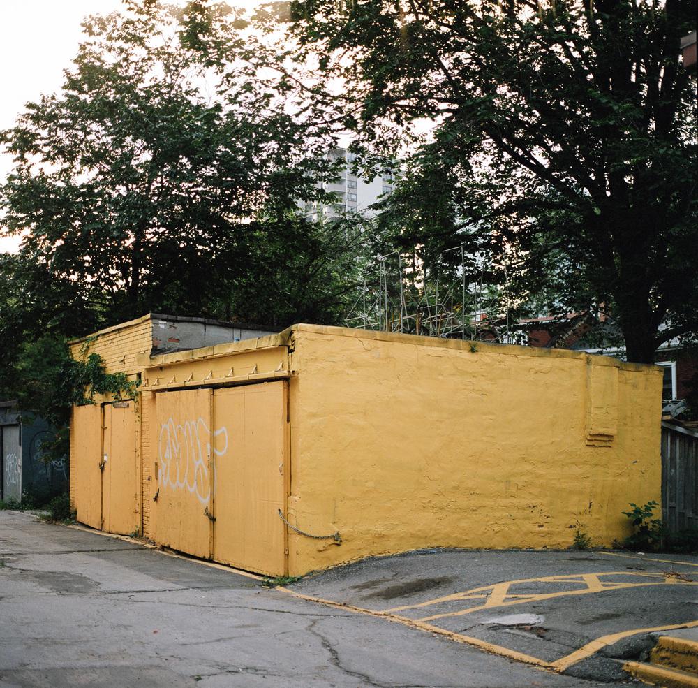 Orphanage Mews, Toronto, Ontario, Canada, 2015
