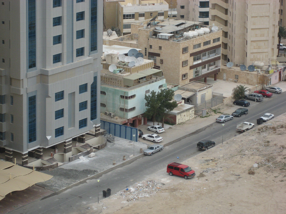 64th Street, Kuwait City, Kuwait, 2008