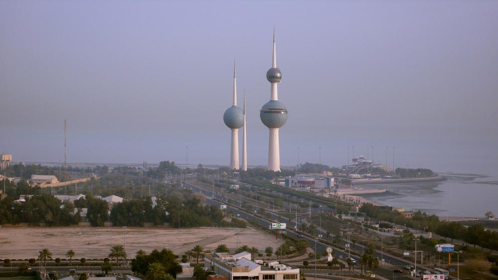 Kuwait Towers, Kuwait, 2008