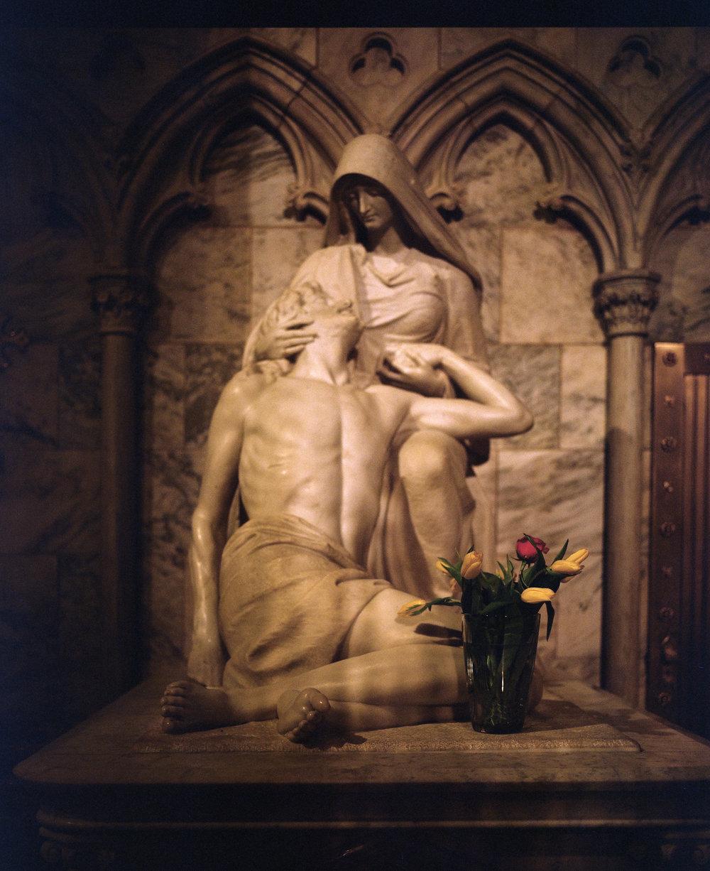 Saint Patrick's Cathedral, NYC, 2017