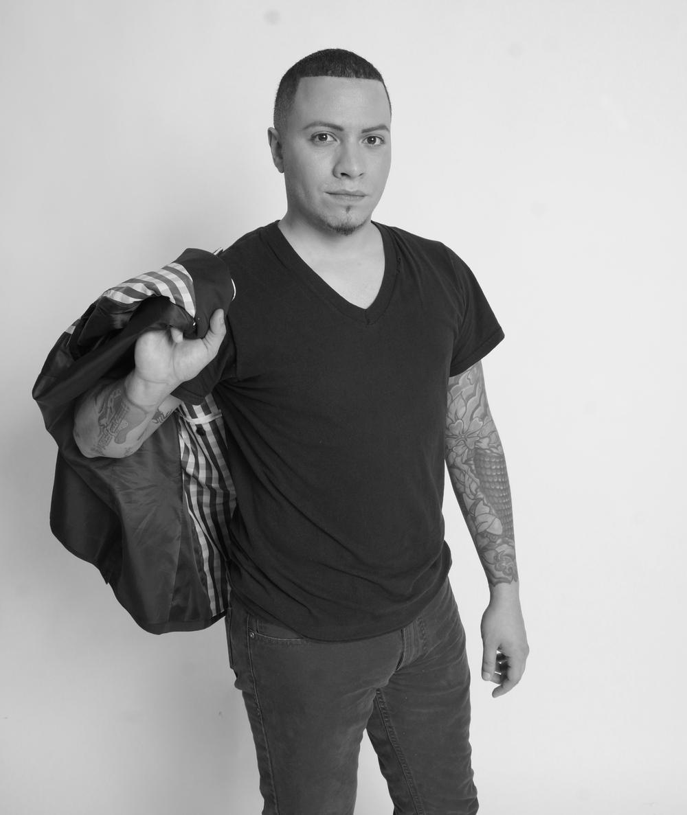 BARRY VASQUEZ