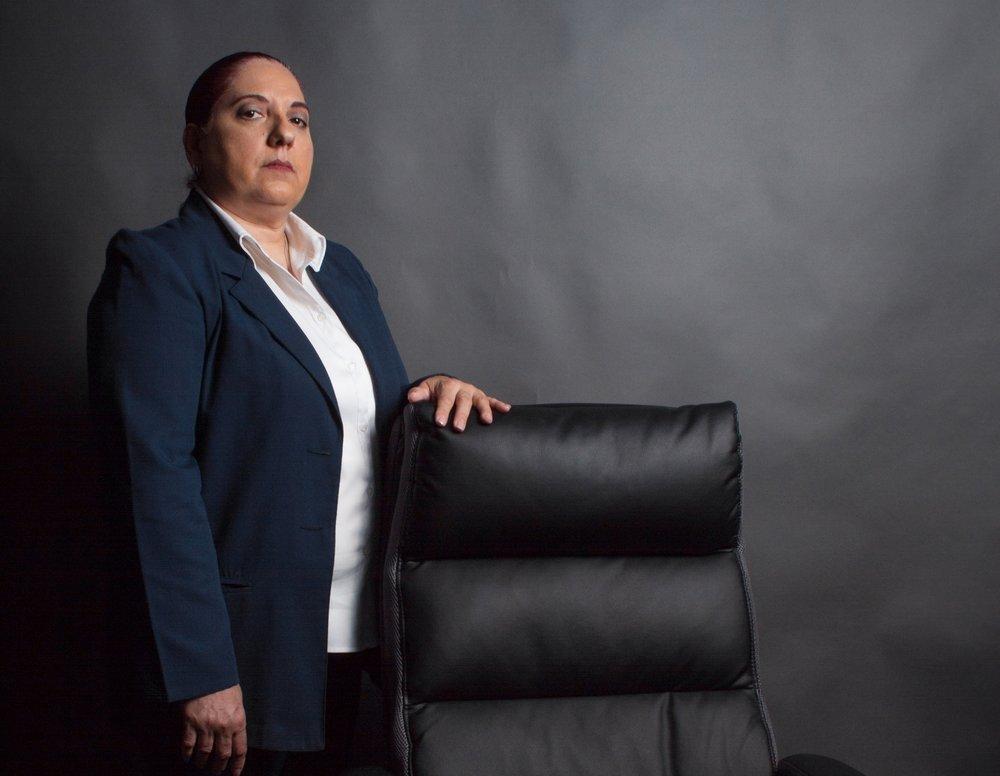 SONIA SIERRA - AMY'S MOM