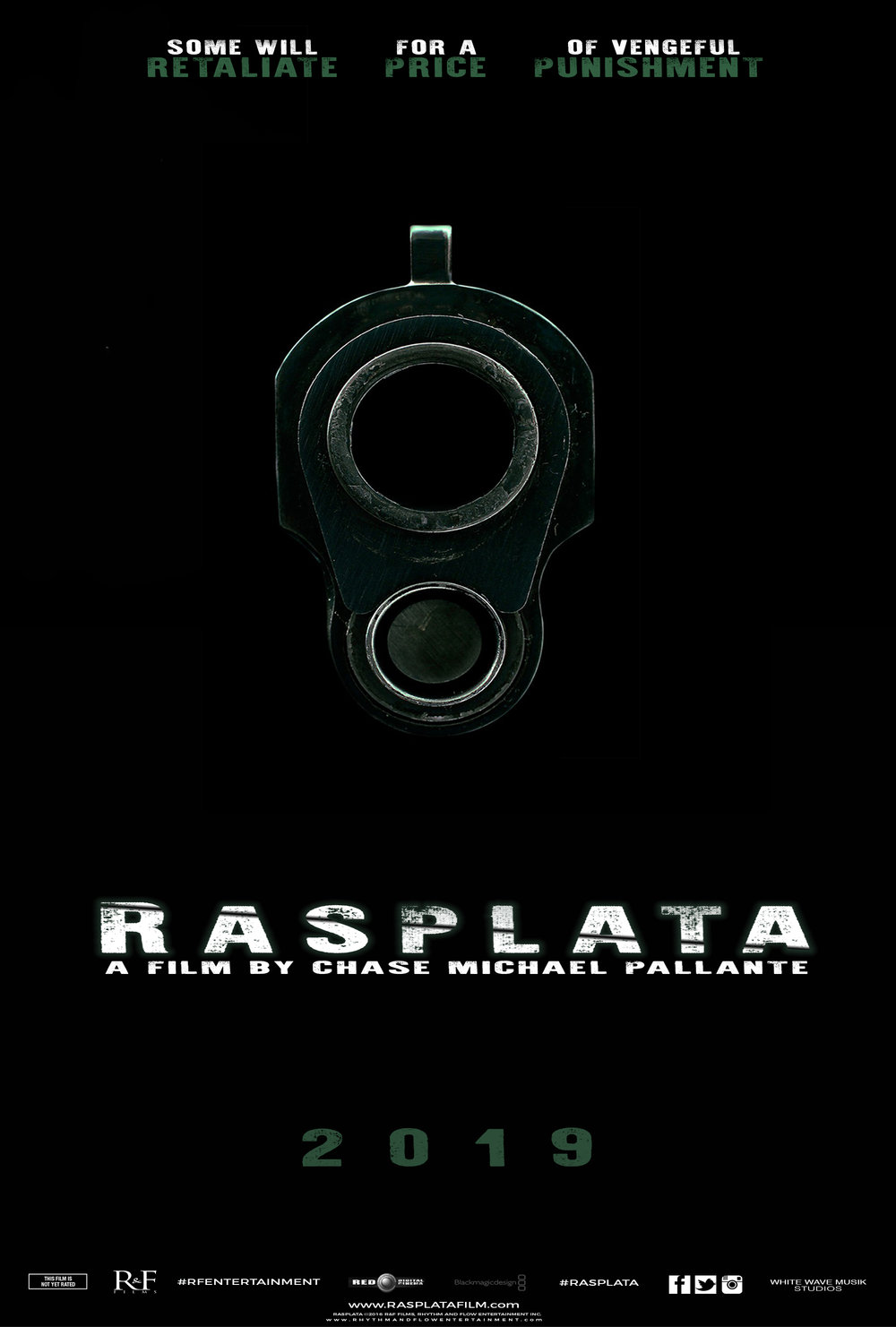 RASPLATA OFFICIAL TEASER MOVIE POSTER RFE RFENTERTAINMENT