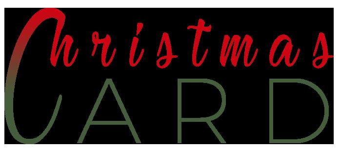 CHRISTMAS CARD MOVIE
