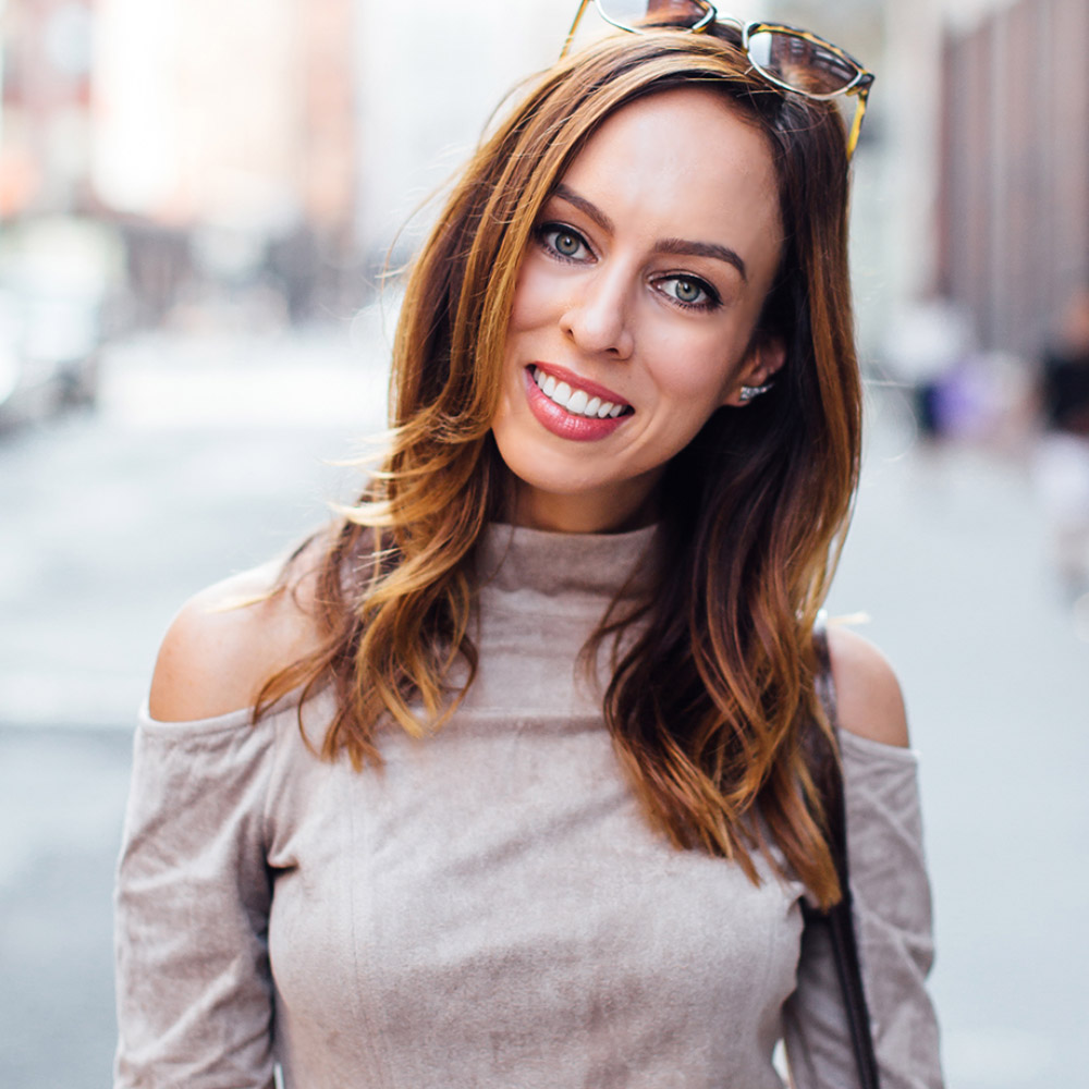 "Breakout Speaker SYDNE SUMMER Blogger, Sydne Style ""Staying True to Your Brand"""