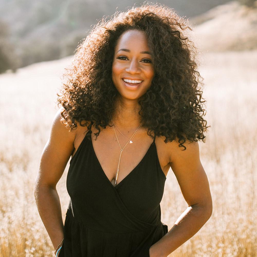 """Panelist MONIQUE COLEMAN Actress & Activist """"Creating Your Voice & Making An Impact"""""""
