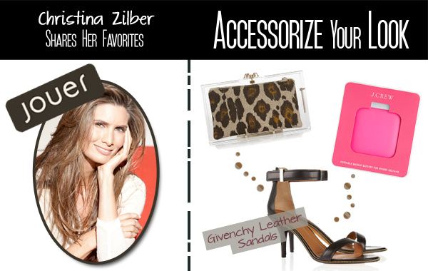 Accessorize Your Look - Christina Zilber