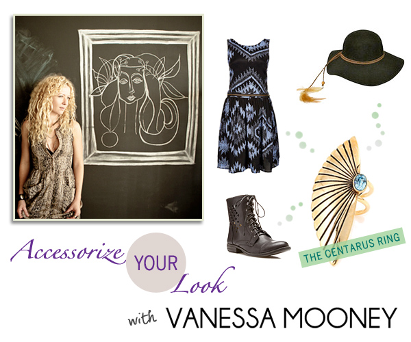Accessorize Your Look - Vanessa Mooney