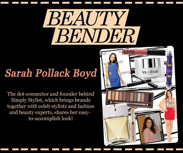 Simply Sarah - Beauty Bender