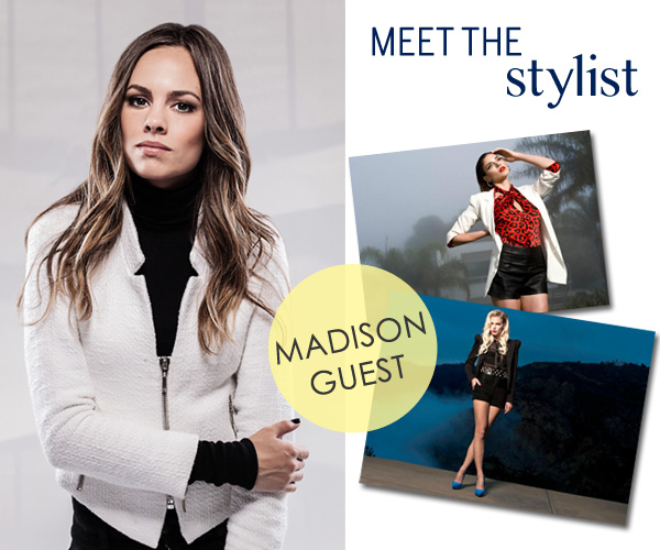 Meet the Stylist - Madison Guest