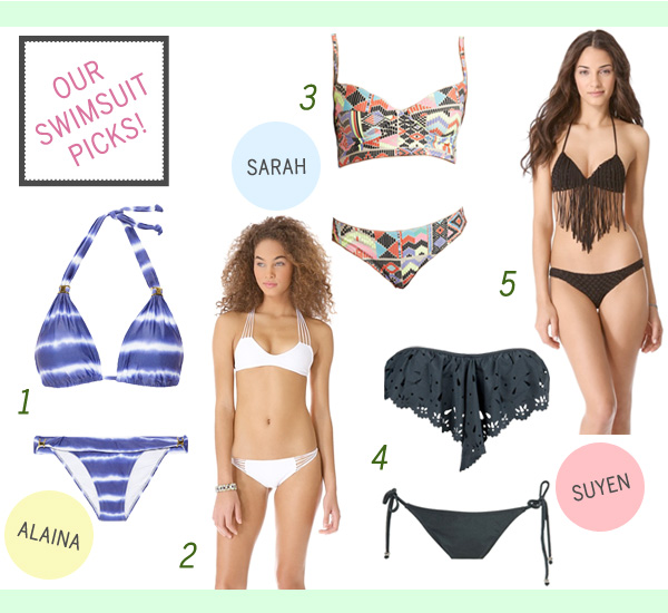 Our Swimsuit Picks
