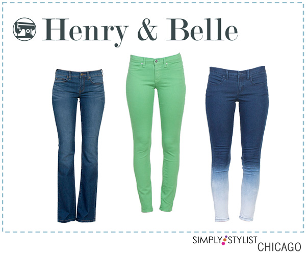 Simply Stylist Chicago - Henry & Belle