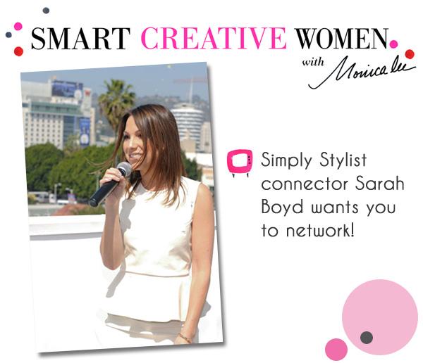 Smart Creative Women - Sarah Boyd