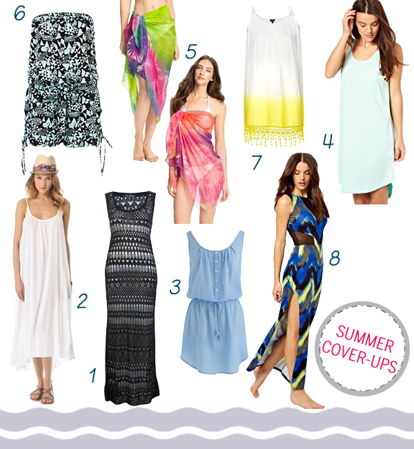 Summer Cover-Ups