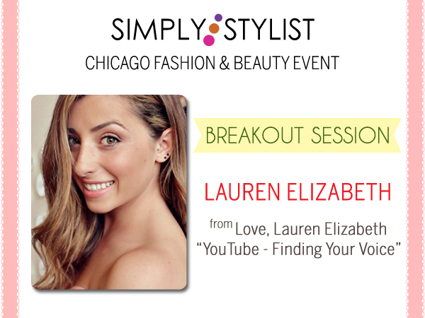 Simply Stylist Chicago Breakout Session - Lauren Elizabeth