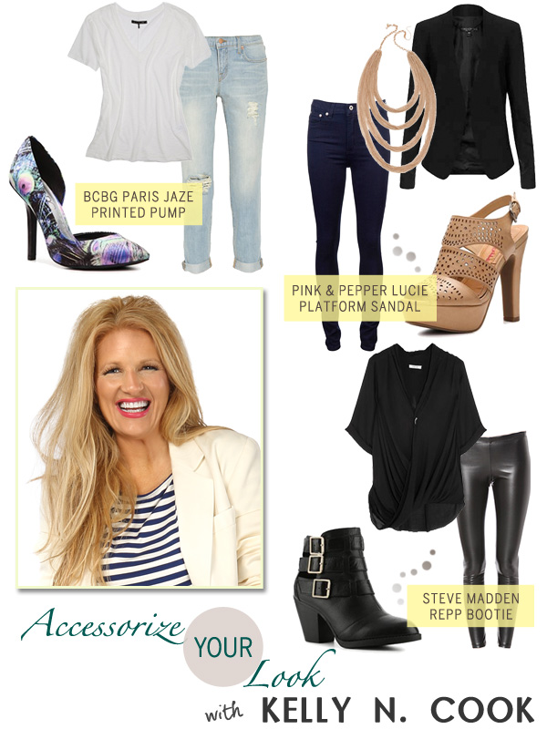 Accessorize Your Look - Kelly Cook