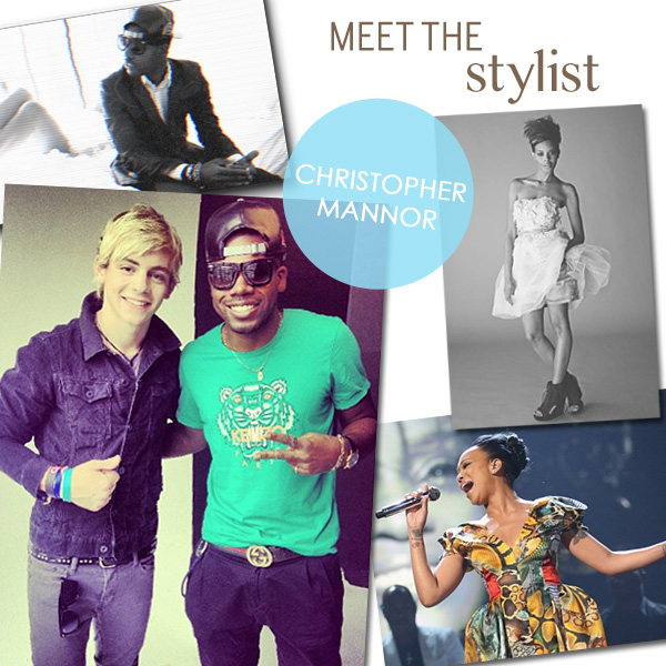 Meet the Stylist - Christopher Mannor